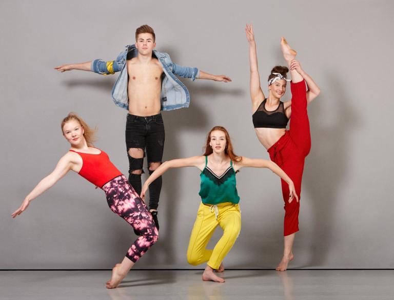 Scalda/MBO DANS GOES foto opleiding Danscoördinator